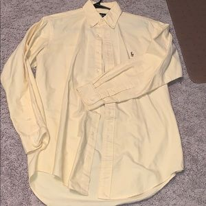 Men's POLO button down